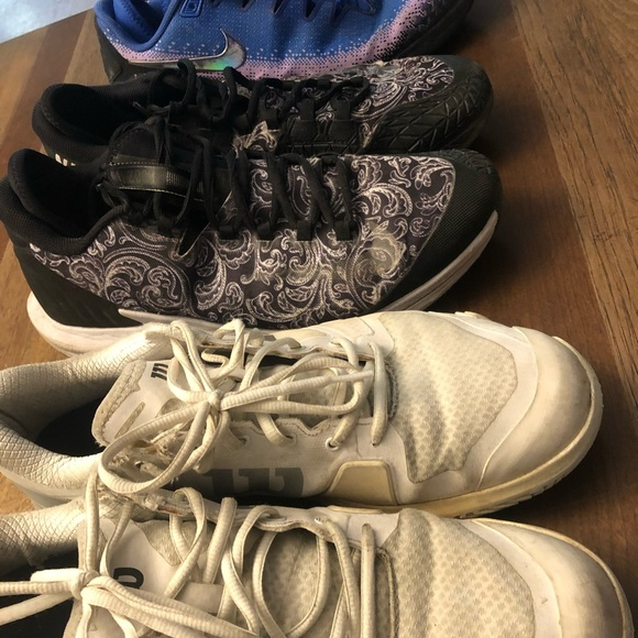 Nike Shoes | 3 Pairs Of Mens Size 12